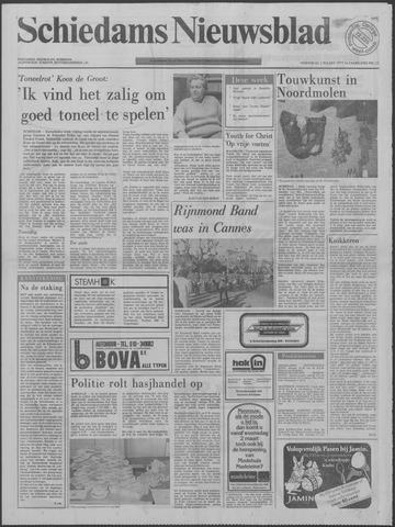 Schiedams Nieuwsblad 1977-03-02
