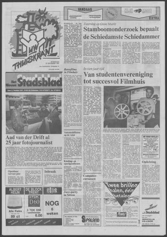Het Nieuwe Stadsblad 1991-09-25