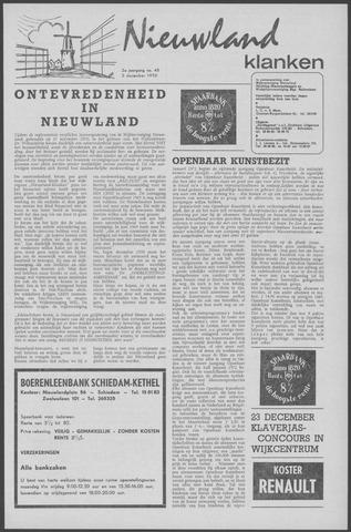Nieuwland Klanken 1970-12-03