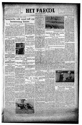 Rotterdamsch Parool / De Schiedammer 1946-03-05