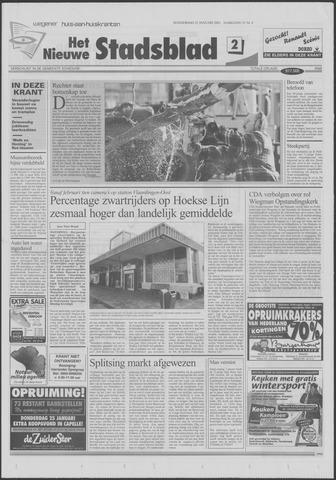 Het Nieuwe Stadsblad 2001-01-25