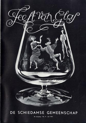 Schiedamse Gemeenschap (tijdschrift) 1951-07-01