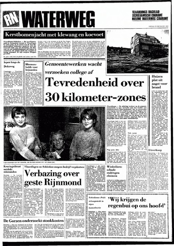 Rotterdamsch Nieuwsblad / Schiedamsche Courant / Rotterdams Dagblad / Waterweg / Algemeen Dagblad 1983-12-30