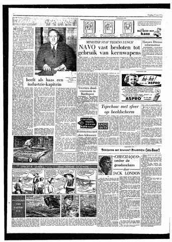 Rotterdamsch Parool / De Schiedammer 1957-05-17