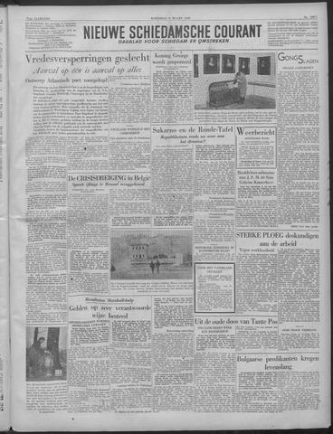 Nieuwe Schiedamsche Courant 1949-03-09