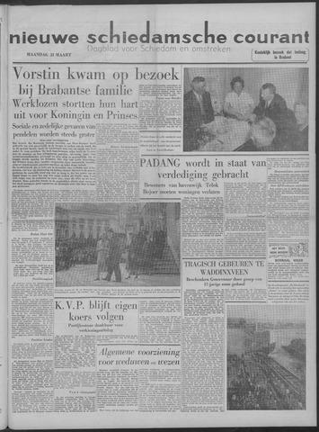 Nieuwe Schiedamsche Courant 1958-03-31