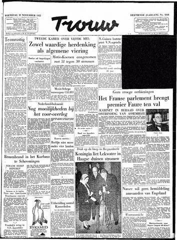 Trouw / De Rotterdammer 1955-11-30