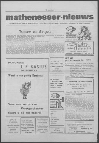 Mathenesser Nieuws 1964-12-17
