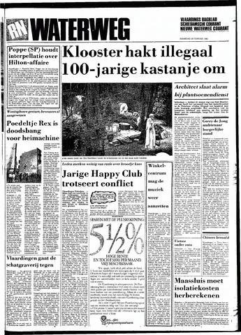 Rotterdamsch Nieuwsblad / Schiedamsche Courant / Rotterdams Dagblad / Waterweg / Algemeen Dagblad 1983-02-28