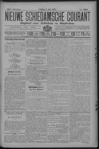 Nieuwe Schiedamsche Courant 1913-07-04