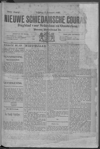 Nieuwe Schiedamsche Courant 1897-01-01