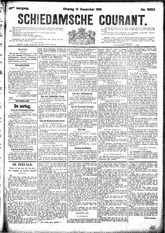 Schiedamsche Courant 1916-12-19