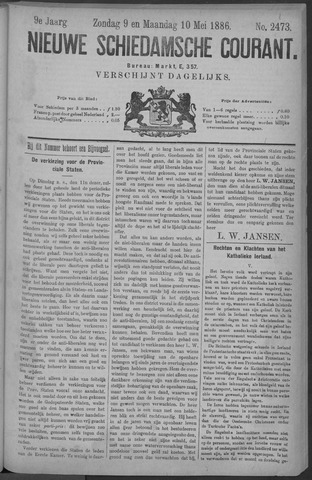 Nieuwe Schiedamsche Courant 1886-05-10