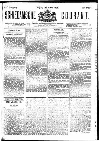 Schiedamsche Courant 1898-04-22