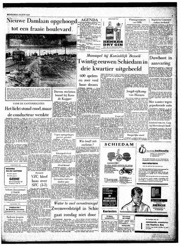 Rotterdamsch Parool / De Schiedammer 1962-06-28