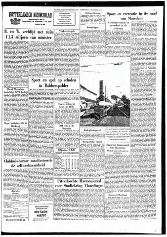 Rotterdamsch Nieuwsblad / Schiedamsche Courant / Rotterdams Dagblad / Waterweg / Algemeen Dagblad 1964-10-07
