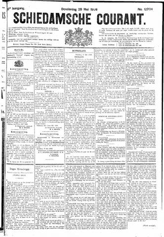 Schiedamsche Courant 1908-05-28