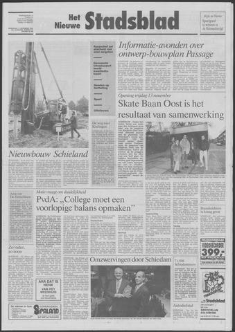 Het Nieuwe Stadsblad 1992-11-11