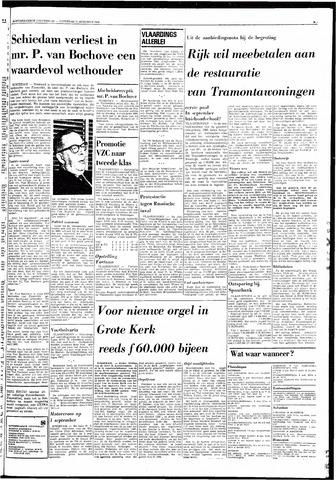 Rotterdamsch Nieuwsblad / Schiedamsche Courant / Rotterdams Dagblad / Waterweg / Algemeen Dagblad 1968-08-24