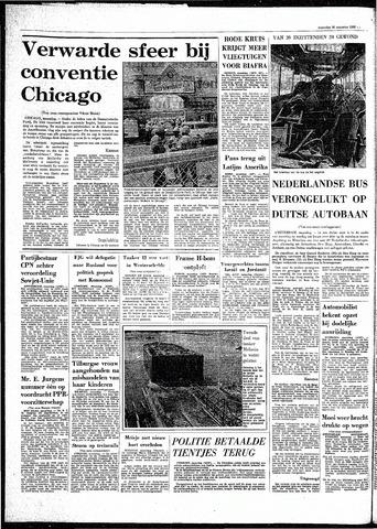 Rotterdamsch Parool / De Schiedammer 1968-08-26