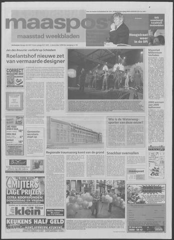 Maaspost / Maasstad / Maasstad Pers 1999-12-01