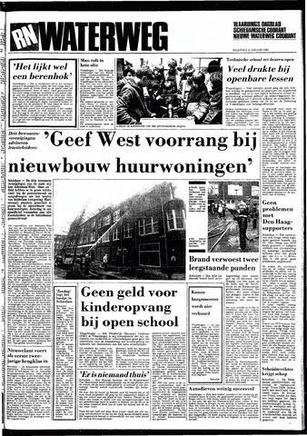 Rotterdamsch Nieuwsblad / Schiedamsche Courant / Rotterdams Dagblad / Waterweg / Algemeen Dagblad 1983-01-31