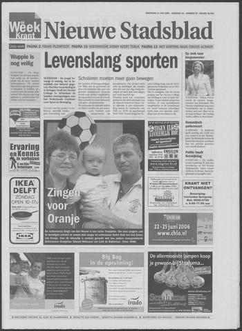 Het Nieuwe Stadsblad 2006-06-21