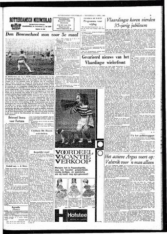 Rotterdamsch Nieuwsblad / Schiedamsche Courant / Rotterdams Dagblad / Waterweg / Algemeen Dagblad 1964-04-02