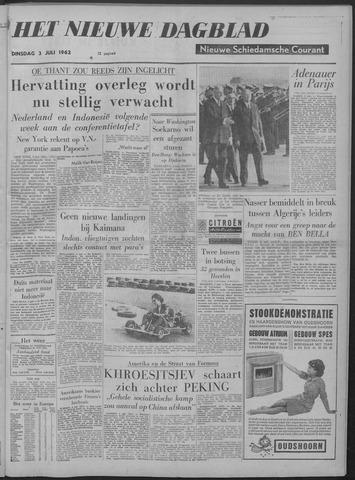 Nieuwe Schiedamsche Courant 1962-07-03