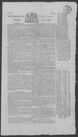 Rotterdamse Courant 1823-04-01