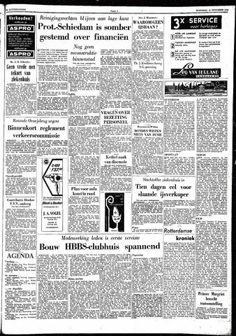 Trouw / De Rotterdammer 1964-11-25