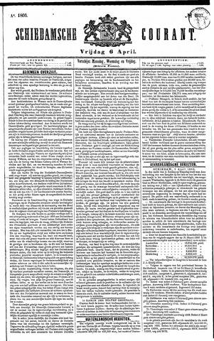 Schiedamsche Courant 1866-04-06
