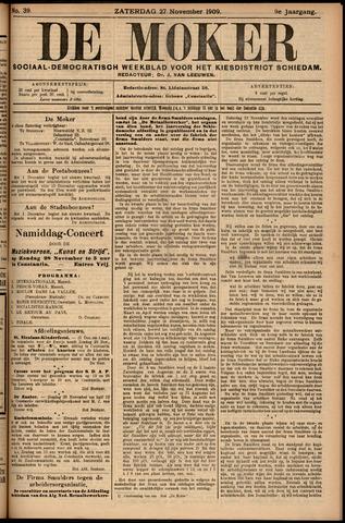 De Moker 1909-11-27