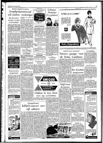 Rotterdamsch Parool / De Schiedammer 1961-09-29