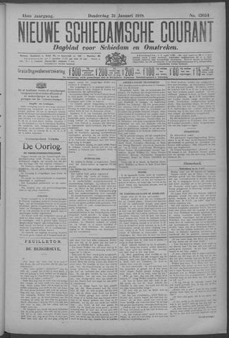 Nieuwe Schiedamsche Courant 1918-01-31