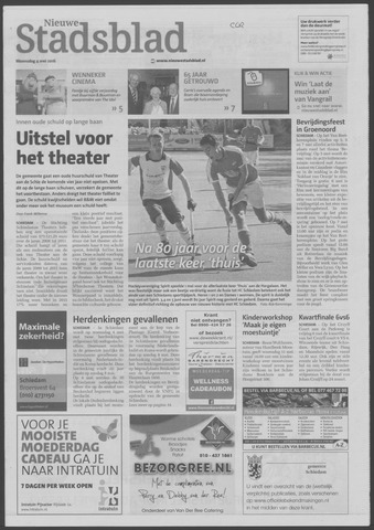 Het Nieuwe Stadsblad 2016-05-04