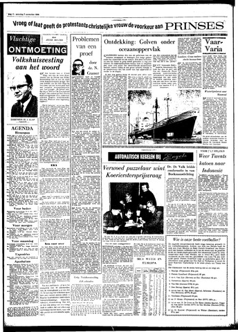 Rotterdamsch Parool / De Schiedammer 1964-11-07