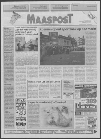 Maaspost / Maasstad / Maasstad Pers 1996-03-06