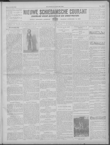 Nieuwe Schiedamsche Courant 1933-01-16