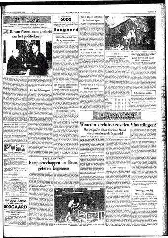 Rotterdamsch Nieuwsblad / Schiedamsche Courant / Rotterdams Dagblad / Waterweg / Algemeen Dagblad 1959-12-29