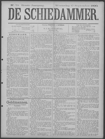 De Schiedammer 1890-09-17