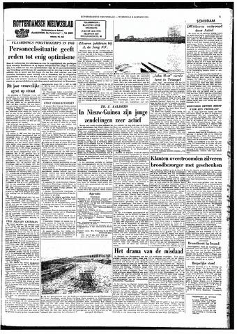 Rotterdamsch Nieuwsblad / Schiedamsche Courant / Rotterdams Dagblad / Waterweg / Algemeen Dagblad 1964-01-08