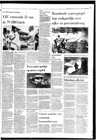 Rotterdamsch Nieuwsblad / Schiedamsche Courant / Rotterdams Dagblad / Waterweg / Algemeen Dagblad 1968-07-08