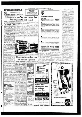 Rotterdamsch Nieuwsblad / Schiedamsche Courant / Rotterdams Dagblad / Waterweg / Algemeen Dagblad 1966-09-16