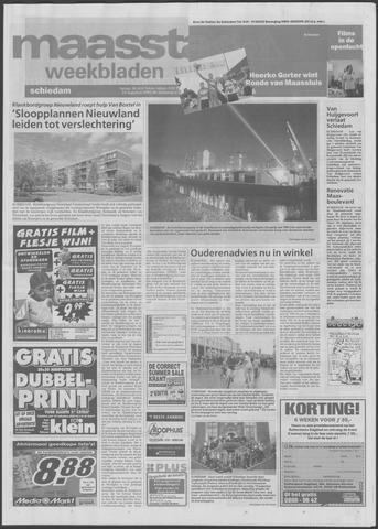 Maaspost / Maasstad / Maasstad Pers 2001-08-15