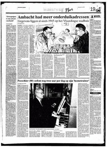 Rotterdamsch Nieuwsblad / Schiedamsche Courant / Rotterdams Dagblad / Waterweg / Algemeen Dagblad 1998-05-02