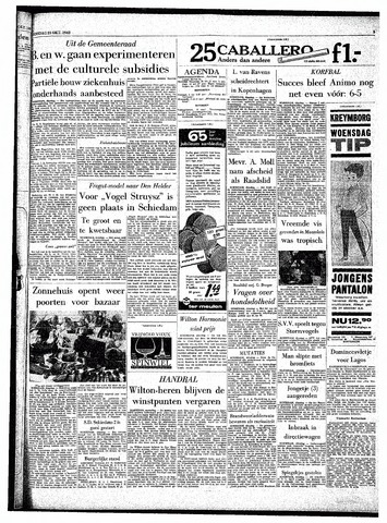 Rotterdamsch Parool / De Schiedammer 1962-10-23