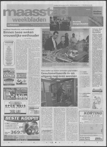 Maaspost / Maasstad / Maasstad Pers 2004-03-03