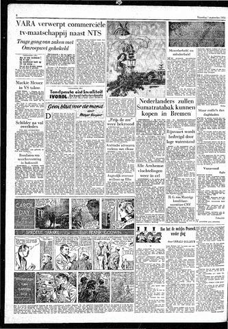 Rotterdamsch Parool / De Schiedammer 1959-09-07