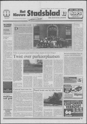 Het Nieuwe Stadsblad 1996-02-08